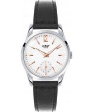 Henry London HL30-US-0001 Damen Highgate weiß schwarz Uhr