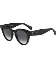 Celine Damen cl 41049-s 807 xm schwarze Sonnenbrille