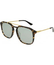 Gucci Mens gg0321s 004 55 Sonnenbrille