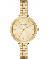 Kate Spade New York 1YRU0858 Damen holland vergoldete Armbanduhr