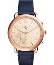 Fossil Q FTW1128 Damen Schneider Smartwatch