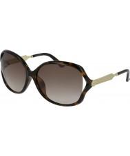 Gucci Damen gg0076sk 003 62 Sonnenbrillen