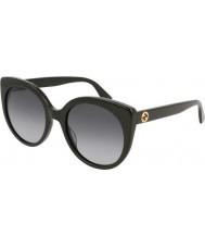 Gucci Damen gg0325s 001 55 Sonnenbrille