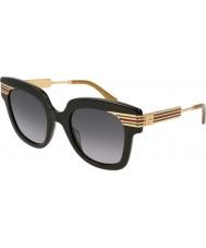 Gucci Damen gg0281s 001 50 Sonnenbrille
