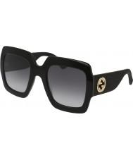 Gucci Damen gg0102s 001 Sonnenbrille