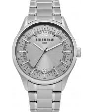 Ben Sherman WB066SM Herren-Uhr