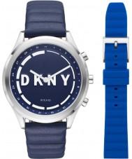 DKNY Minute NYT6104 Damen Woodhaven Smartwatch Geschenkset