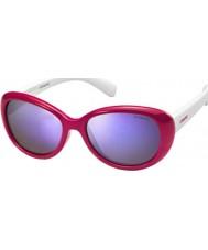 Polaroid Kinder pld8004-s T4L- mf rot polarisierten Sonnenbrillen