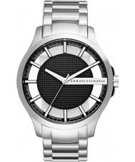 Armani Exchange AX2179 Herren Kleid Silber Stahl Armbanduhr
