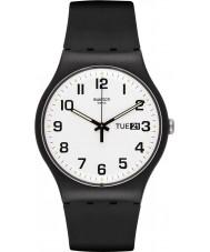 Swatch SUOB705 New Gent - zweimal wieder auf die Uhr