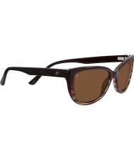 Serengeti Sophia Schildpatt schwarz polarisierten Sonnenbrillen Treiber