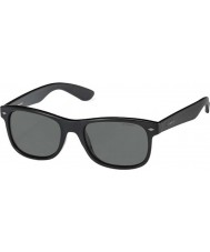 Polaroid Pld1015-s d28 y2 glänzend schwarz polarisierten Sonnenbrillen
