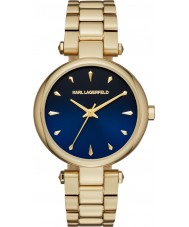 Karl Lagerfeld KL5001 Damen Armbanduhr