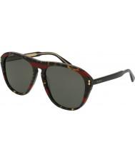 Gucci Herren gg0128s 003 Sonnenbrille