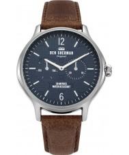 Ben Sherman WB017UBR Herren Kensington professionelle Uhr