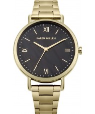 Karen Millen KM159BGM Damen armbanduhr