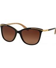 Ralph Ra5203 54 Jugend schwarz nackt 1090t5 polarisierte Sonnenbrille