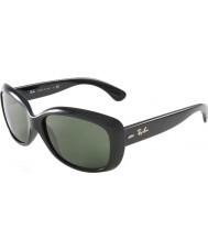 RayBan RB4101 58 jackie Ohh schwarz 601 Sonnenbrille