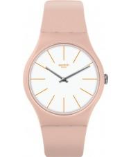 Swatch SUOT102 Damen beigesounds Uhr